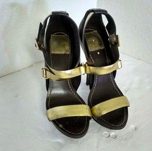 Tory Burch Crisscross Sandals.